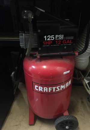 Craftsman air compressor for Sale in Chicago, IL