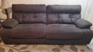 Ashley furniture recliner couch for Sale in Sunnyvale, CA
