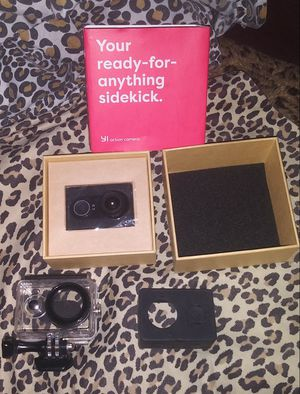YI Action Camera for Sale in Bakersfield, CA