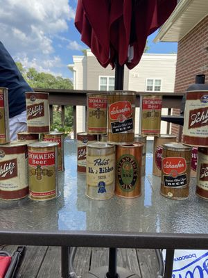 Vintage 1960s Beer Cans for Sale in Waterbury, CT
