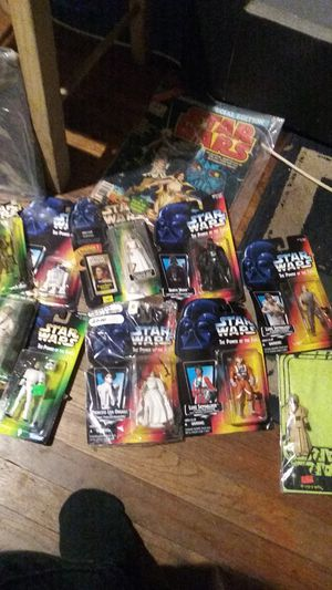Star Wars toys for Sale in Atlanta, GA