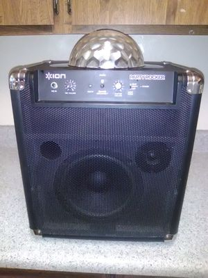 Ion Party Rocker Speaker for Sale in Ontario, CA