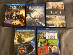 Blue ray movies for Sale in Mesa, AZ