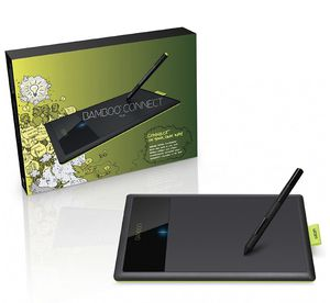 Wacom Bamboo Connect Pen Tablet (CTL470) for Sale in Alexandria, VA
