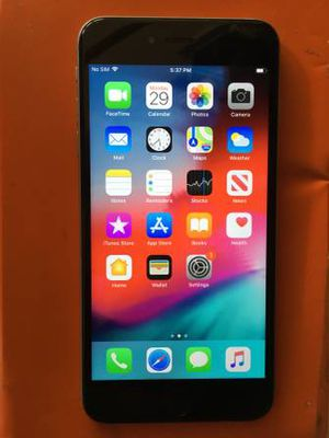 iPhone 6S PLUS Unlocked with a 30 Day WARRANTY! Check-out profile for prices of other phones like iPhone 6 6S Plus 7 7 Plus 8 Plus. PLEASE READ THE AD for Sale in Los Angeles, CA
