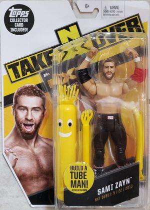 New WWE NXT Sami Zayn Action Figure. for Sale in Apopka, FL