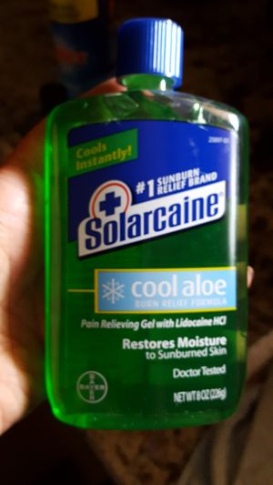 Solarcaine, new for Sale in Allen Park, MI