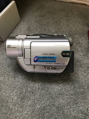 Sony Handycam 3.0 MP Camera for Sale in Sherwood, OR