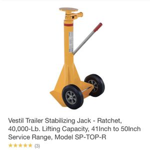 Trailer stabilizing Jack for Sale in Loma Linda, CA