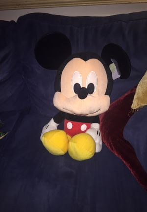 Mickey Mouse new from the Disney store for Sale in Darnestown, MD