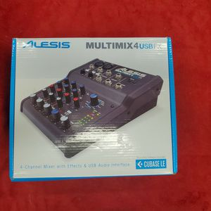 Alesis Multimix 4 USB FX for Sale in Tigard, OR