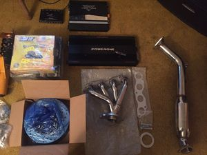 03 Acura Rsx parts, and amps for Sale in Pemberton, NJ