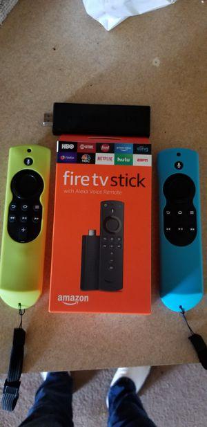 Amazon Fire tv stick otra manera de ver tv for Sale in Modesto, CA