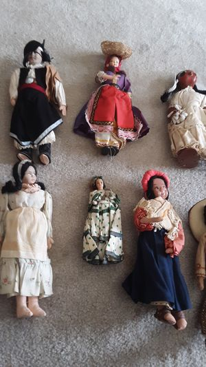 Collector Dolls 50 years plus of age for Sale in Dana Point, CA
