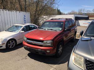 Chevy trailblazer parts for Sale in Waterbury, CT