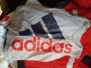 It cut off Adidas shirt muscle shirt size small for Sale in Columbus, OH