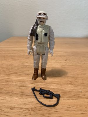 Star Wars Vintage Kenner Rebel Commander Hoth for Sale in Poway, CA