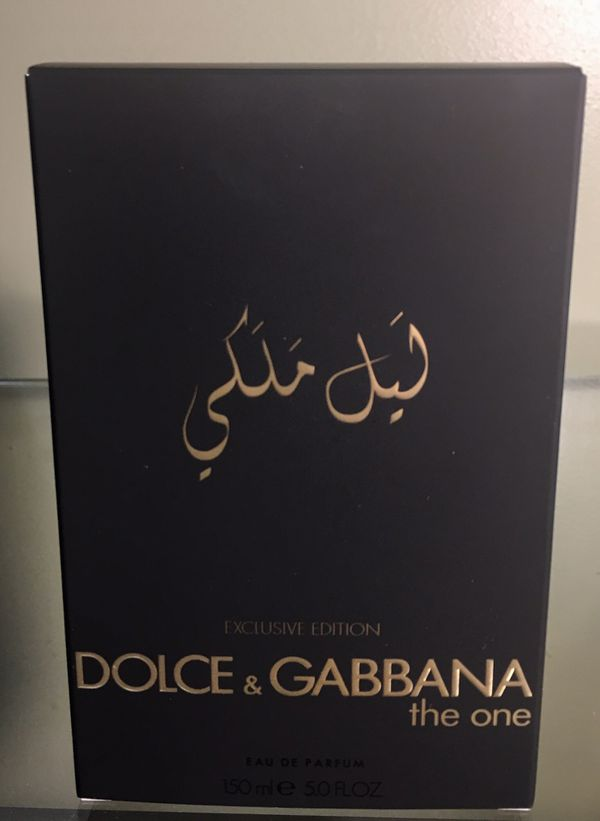 Dolce & Gabbana Exclusive Edition perfume