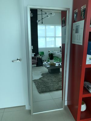 "Floor Lenght Mirror 68"" Tall for Sale in Miami, FL"