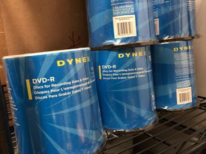 Dynex dvd-r 100 for Sale in Brooklyn, NY
