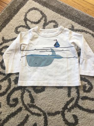 Tea Collection baby shirt NWOT size 6-9 months for Sale in Chula Vista, CA