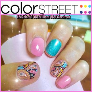 Color street nails for Sale in Las Vegas, NV