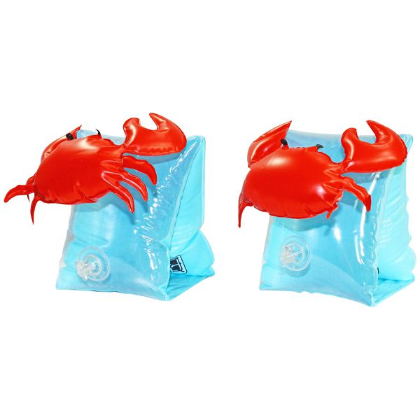 SUNOLOGY Crabby Inflatable Armbands