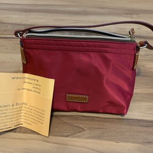 Dooney & Bourke Nylon Pouchette   Brand New with Tags for Sale in La Habra Heights, CA