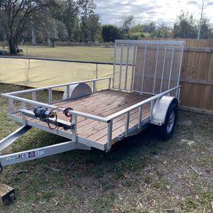 10x5 Aluminum Trailer for Sale in Hudson, FL