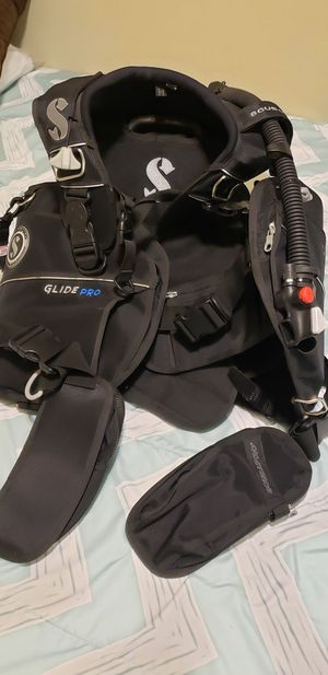 Chaleco compensator inmersion submarina for Sale in Miami, FL