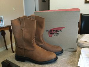 New Red wings mens Boots for Sale in Homestead, FL