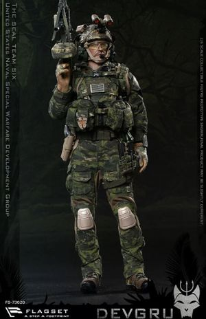 Flagset 1/6 Devgru Seal Team Six Figure for Sale in Chino Hills, CA