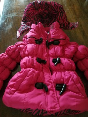 Girls puff jacket for Sale in Jackson Township, NJ