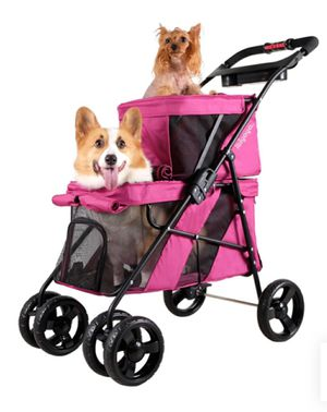 Ibiyaya Double Pet Strollers for Sale in Henderson, NV