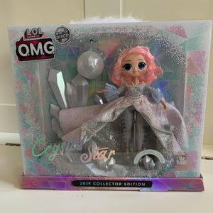 LOL Surprise Crystal Star Limited Edition Winter Disco Doll for Sale in Murfreesboro, TN