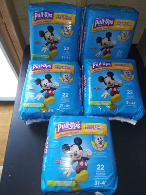 Huggies Pull-ups Bundle #1 for Sale in Conyers, GA