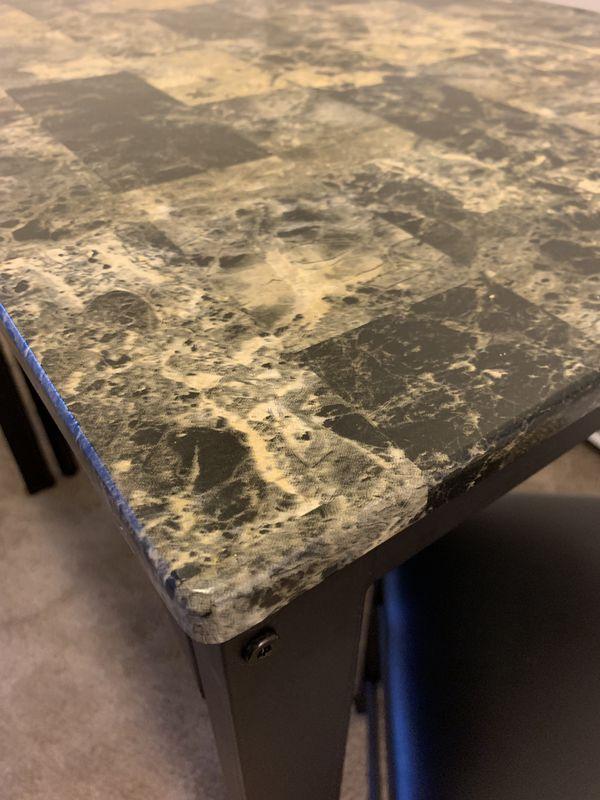 Small stone design table