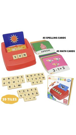 Flash Cards Matching Alphabet for Sale in Plano, TX