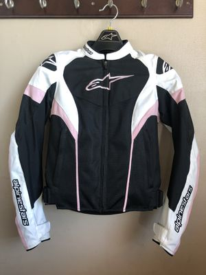 Alpinestars Stella T-GP PLUS R AIR Jacket, XS for Sale in Upland, CA