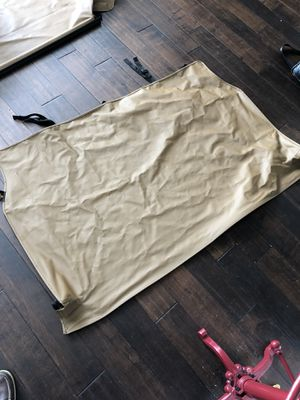 Tonneau / Cargo Cover for Jeep Wrangler (Spice) for Sale in Chicago, IL