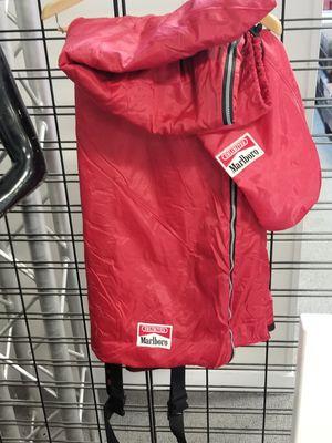 Marlboro reversible sleeping bag for Sale in Norfolk, VA
