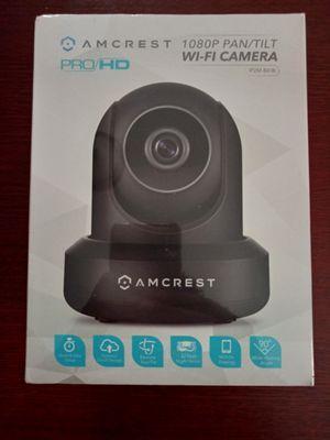 Amcrest IP2M-841B Indoor Pan/Tilt 1080P WiFi IP Security Camera - Black for Sale in Freeport, NY