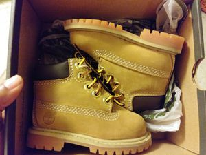 Baby Timberlands for Sale in Detroit, MI