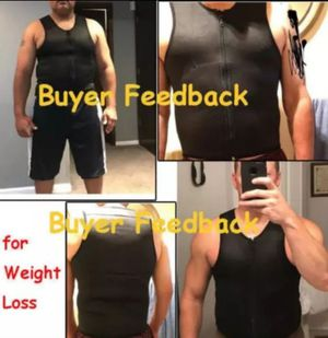 Neoprene vest sauna effect great for work out / chaleco sauna efecto for Sale in Chula Vista, CA