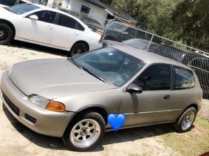 92 Honda Civic Canadian Hatch for Sale in Jacksonville, FL