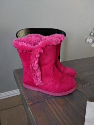 Girl pink boots for Sale in Garland, TX