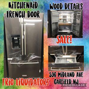 KitchenAid French Door SALE !! for Sale in Garfield, NJ