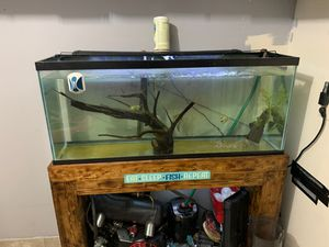 50 gal aquarium for Sale in Marietta, GA