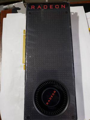 Radeon RX480 brand new for Sale in Sammamish, WA