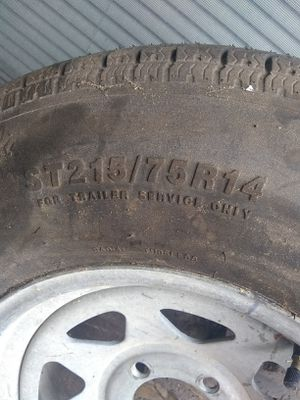 Brand new Carlisle trailer tire for Sale in Payson, AZ